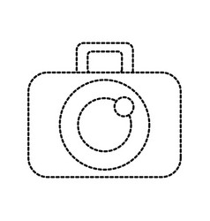 Graphic design camera studio icon symbol vector