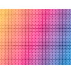 Quadrangular background vector