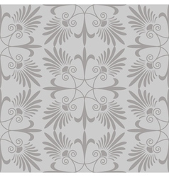 Seamless patternfloral ornament vector image vector image