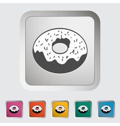 Donut 5 vector