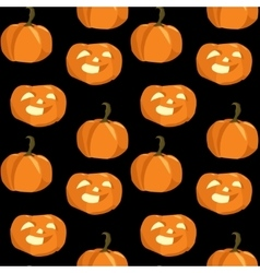 Seamless background for halloween vector