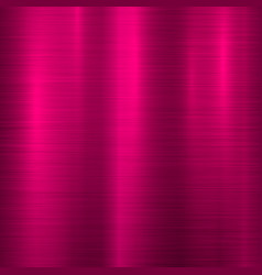 Magenta metal technology background vector