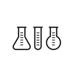 Lab symbols vector