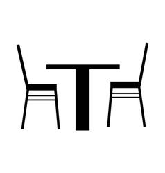 A furniture vector