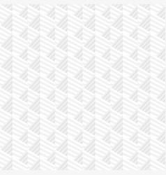 Seamless tile white texture vector