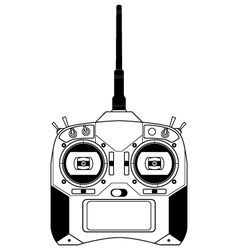 Rc transmitter vector