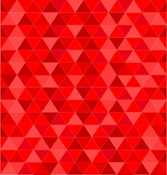 Symetrical-redtriangle-thumbnailcdr vector