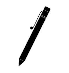 Pen pictogram icon image vector