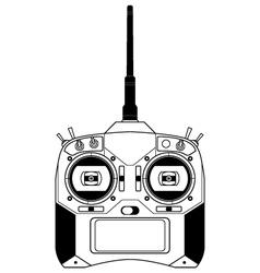Rc transmitter vector