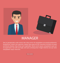 Job application form of businessman brief resume vector