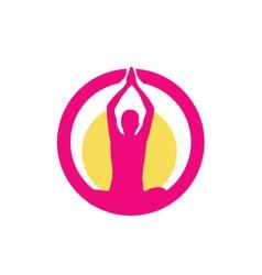 Meditation and hypnosis vector