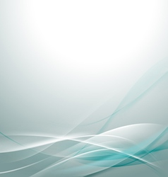 Abstract smooth bright flow background for nature vector image
