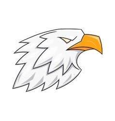 Eagle head logo 3 vector