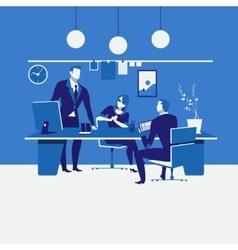 Work scheduling concept in vector