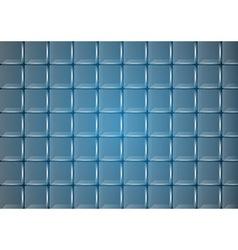 Geometric Texture Ice Cubes vector image