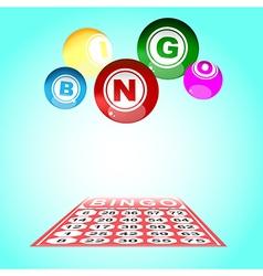 Bingo5 vector