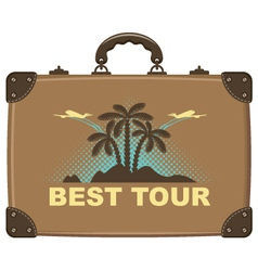 Best tour vector