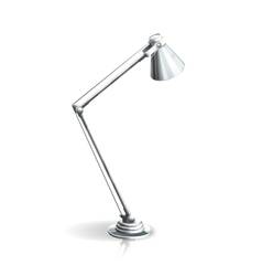 Desk or Table Lamp vector image
