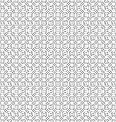 Curved seamless pattern background vector