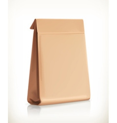 Paper bag object vector