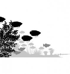 reef vector image