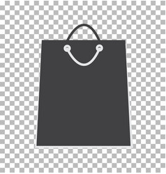 sale shopping bag icon shopping bag sign vector image