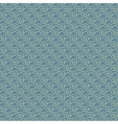 Abstract wave pattern wallpaper vector