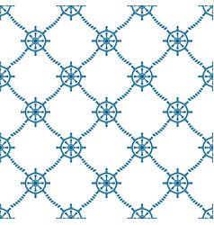 Rudderrope pattern vector