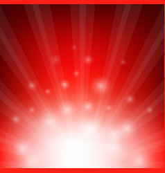 Luxury red background vector