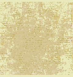 Light brown spotted grunge background vector