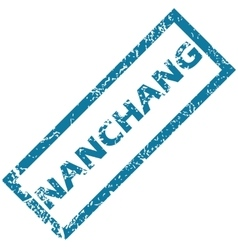 Nanshang rubber stamp vector