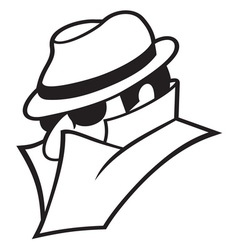 Spy icon1 resize vector
