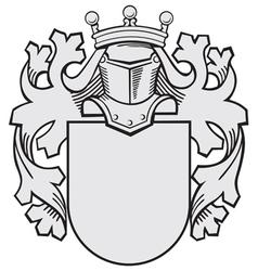 Aristocratic emblem no36 vector