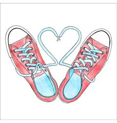 Shoes5 vector