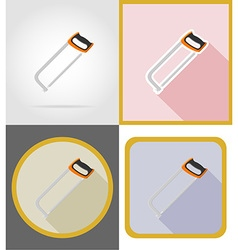 Repair tools flat icons 05 vector
