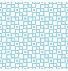 Geometric seamless pattern colored background vector