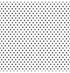 Grunge Star Seamless vector image