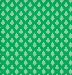 Christmas ornament seamless pattern vector