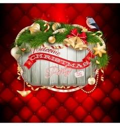 Christmas decoration eps 10 vector