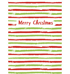 Merry christmas card sketchbook cover vector