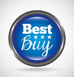 best buy vector image vector image