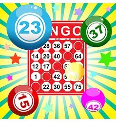 Bingo9 vector