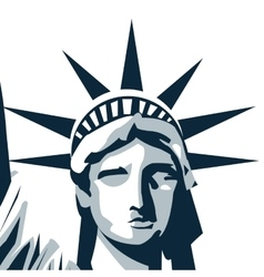 Usa design american icon flat vector