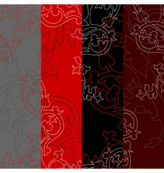 banner colored vector image