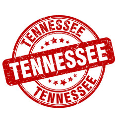 Tennessee stamp vector