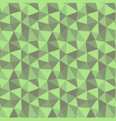 Triangle polygonal pattern seamless low poly vector