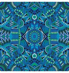 ethnic background seamless pattern vector image vector image