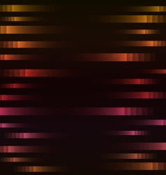 Warm color of abstract pixel speed background vector