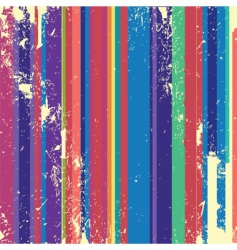 Grunge stripes vector