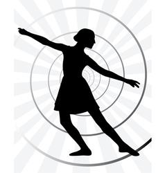 Ballerina motion vector